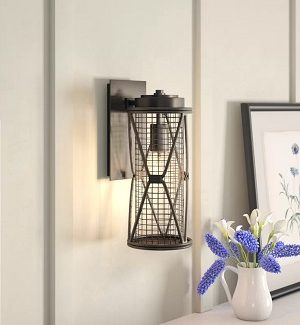 Farmhouse Wall Sconces and Wall Lamps