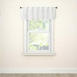 Window Valance Honeycomb White - Threshold