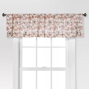 Window Valance - Multi Floral - Threshold