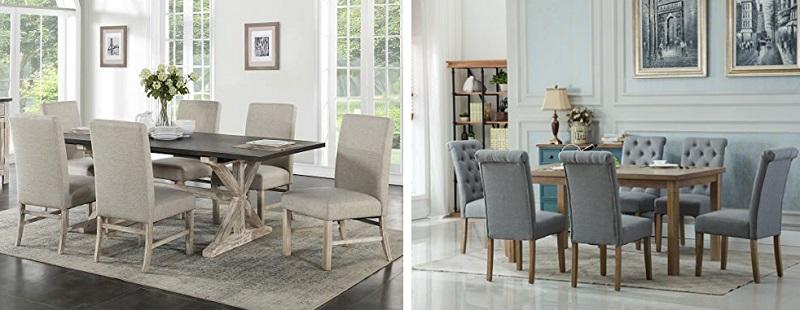 Farmhouse Dining Room Furniture - Farmhouse Goals