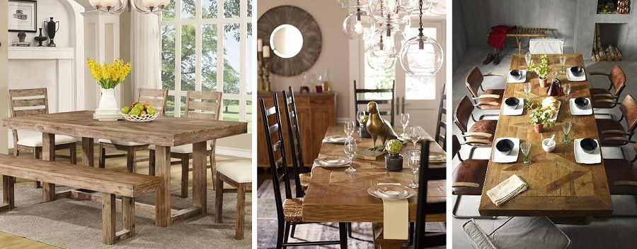 farmhouse dining tables farmhouse dining sets
