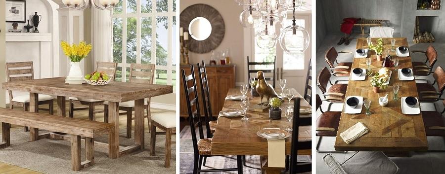 farmhouse dining tables farmhouse dining sets