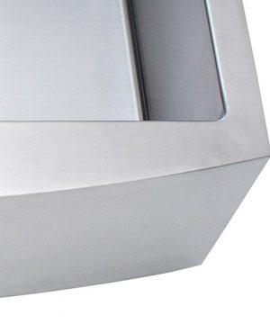 Franke Kinetic 30 Apron Front Farm House Single Bowl Kitchen Sink Stainless Steel 0 1 300x360