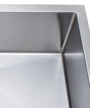 Franke Kinetic 30 Apron Front Farm House Single Bowl Kitchen Sink Stainless Steel 0 3 300x360