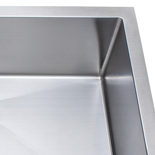 Franke Kinetic 30 Apron Front Farm House Single Bowl Kitchen Sink Stainless Steel 0 3
