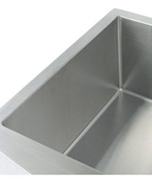 Starstar 35 Inch Undermount Farmhouse Apron Single Bowl 16 Gauge Stainless Steel Kitchen Sink 0 1 300x360