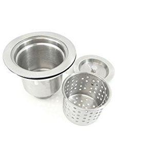 Starstar 35 Inch Undermount Farmhouse Apron Single Bowl 16 Gauge Stainless Steel Kitchen Sink 0 2 300x301