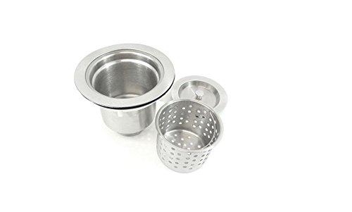Starstar 35 Inch Undermount Farmhouse Apron Single Bowl 16 Gauge Stainless Steel Kitchen Sink 0 2