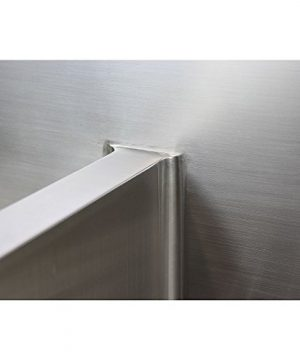 Transolid DUDOF362010 Diamond Apron Front 6040 Double Bowl 16 Gauge Stainless Steel Kitchen Sink 36 In X 20 In X 10 In Brushed Finish 0 5 300x360
