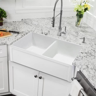 double farmhouse sinks