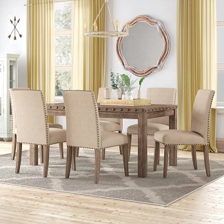 farmhouse dining table sets