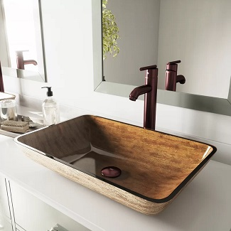 farmhouse vessel sinks
