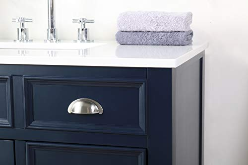 46 5 Zapate Contemporary Navy Blue Bathroom Sink Vanity With Quartz Top Nb 4485qt 46 5 Farmhouse Goals
