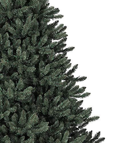 65 Balsam Hill Blue Spruce Artificial Christmas Tree Unlit 0 0