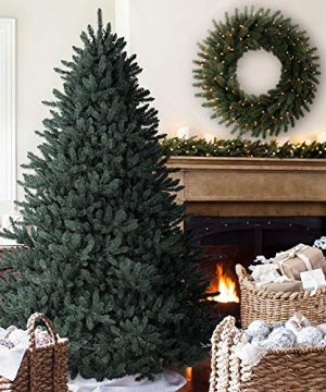 65 Balsam Hill Blue Spruce Artificial Christmas Tree Unlit 0 300x360
