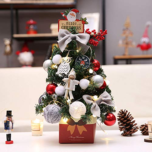 Tabletop Mini Artificial Christmas Tree