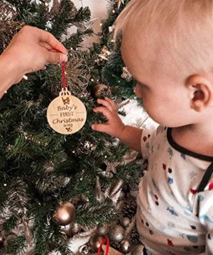 Babys First Christmas Ornaments Set Of 3 0 0 300x360