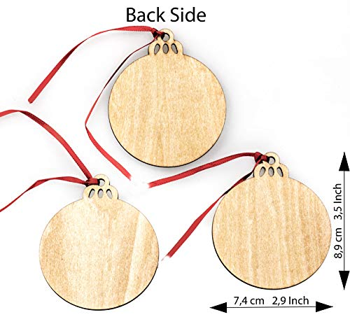 Babys First Christmas Ornaments Set Of 3 0 2