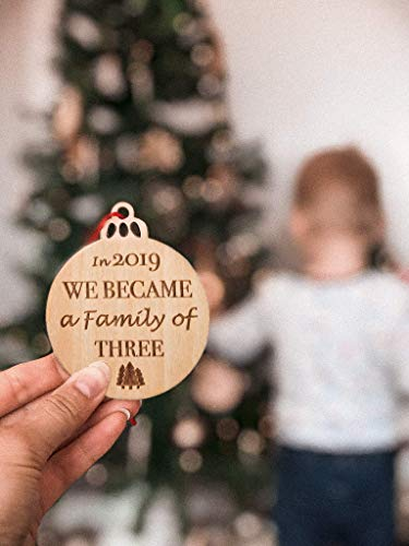 Babys First Christmas Ornaments Set Of 3 0 3