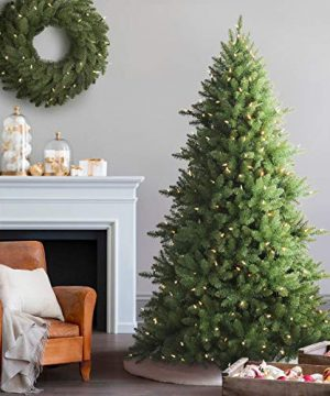 Balsam Hill Berkshire Mountain Fir Artificial Christmas Tree 65 Feet Clear Lights 0 300x360