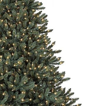 Balsam Hill Classic Blue Spruce Artificial Christmas Tree 45 Feet LED Clear Lights 0 0 300x360