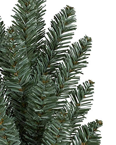 Balsam Hill Classic Blue Spruce Artificial Christmas Tree 45 Feet LED Clear Lights 0 1