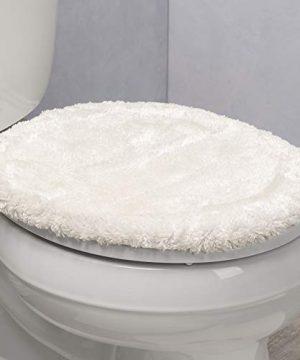 Baltic Linen Bellados Luxury Bath Rug 1 Mat 1 Contour 1 Universal Toilet Set Lid Cover Cream 3 Piece 0 2 300x360