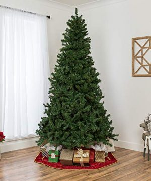 Best Choice Products 75ft Premium Spruce Hinged Artificial Christmas Tree W Easy Assembly Foldable Stand 0 1 300x360