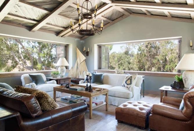 California Custom Ranch Estate by Murfey Company