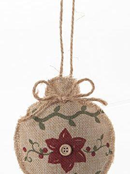 Christmas Tree Ornaments Stocking Decorations 8pcs Christmas Stocking Tree Ball Star Holiday Party Decor 0 2 269x360