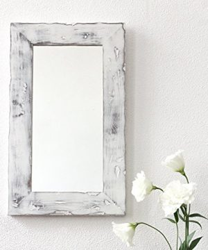 Decorative Wall Mirror For Rustic Decor By WoodenStuff Rustic Wood Framed Mirrors Reclaimed Woodwork For Your Home Decor Living Room Wooden Border In Distressed Housewarming Grandma Mothers Day Gift 0 300x360