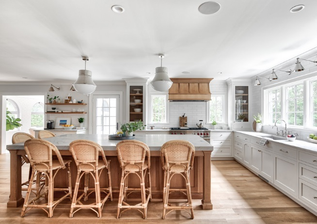 Edgewood Project by Stonington Cabinetry & Designs