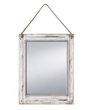Foreside Home Garden FMIR06228 Rustic Mirror 0 300x360