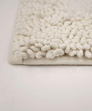 French Connection Bath Rugs 17 X 24 Ivory 0 0 300x360