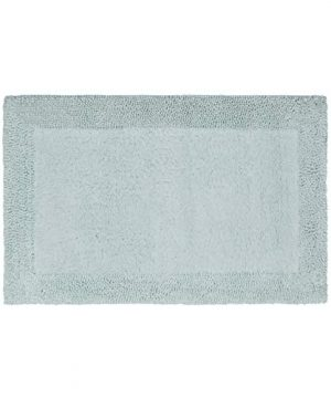 French Connection Bath Rugs 17 X 24 Light Blue 0 300x360