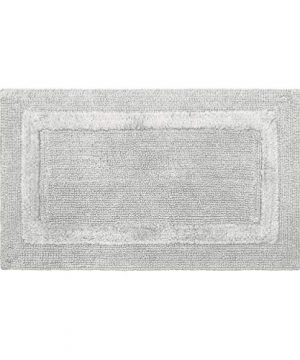 French Connection Bath Rugs 17 X 24 Medium Grey 0 300x360