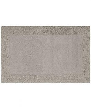 French Connection Bath Rugs 17 X 24 Taupe Grey 0 300x360