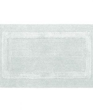 French Connection Bath Rugs 20 In X 34 In Medium Grey 0 300x360