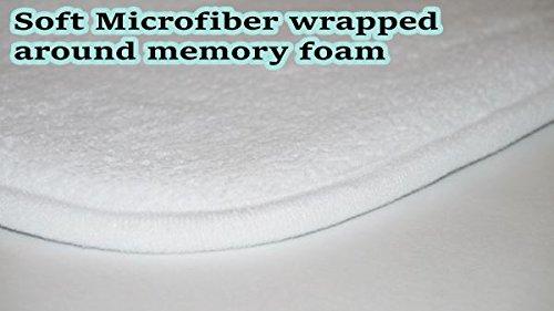 Gear New Bath Rug Mat No Slip Microfiber Memory Foam Butcher Shop Vintage Emblem Beef Meat Products Butchery Logo Template Retro 34x21 0 1