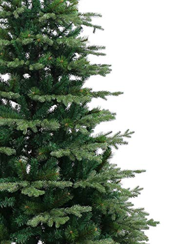 HOLIDAY STUFF 5 Foot European Balsam Fir Artificial Christmas Tree Unlit 5ft Unlit 0 0
