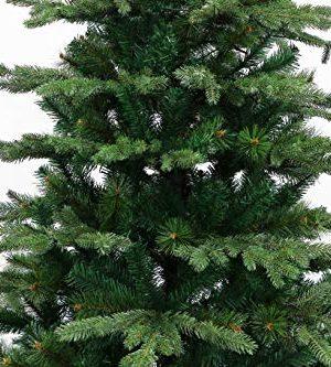 HOLIDAY STUFF 5 Foot European Balsam Fir Artificial Christmas Tree Unlit 5ft Unlit 0 1 300x333