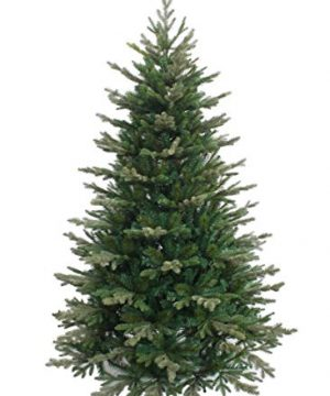 HOLIDAY STUFF 5 Foot European Balsam Fir Artificial Christmas Tree Unlit 5ft Unlit 0 300x360
