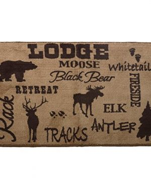 HiEnd Accents Lodge Rug 24x36 24 X 36 0 300x360
