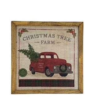 Imprints-Plus-Inspirational-Wood-Sign-Rustic-Wall-Dcor-Plaque-with-Sawtooth-Hanger-Nail-and-Instruction-Card-Christmas-Tree-Farm-12-x-12-147-00016-0