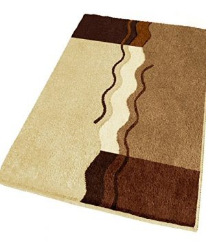 Kleine Wolke Non Slip Brown Bath Rug Extra Large 276 X 472 0 300x360