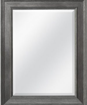MCS Wall Mirror Pewter 0 300x360