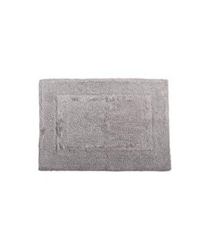 Martex Essentials Bath Rug Small Chilled Gray 0 300x360