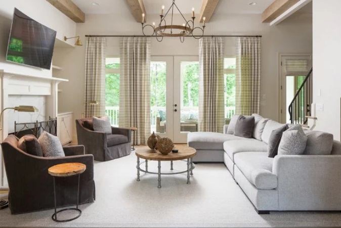 Milton Renovation by New River Building Co.