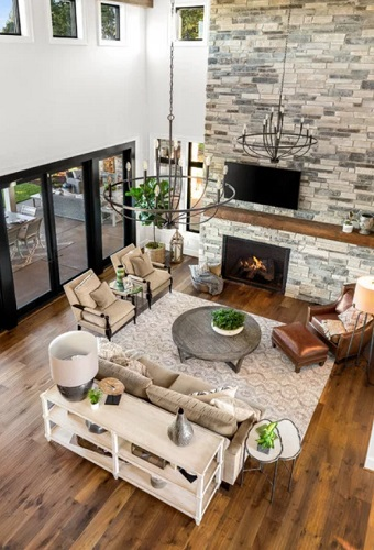 Modern English Farmhouse Hillsboro, Oregon by Westlake Development Group, LLC