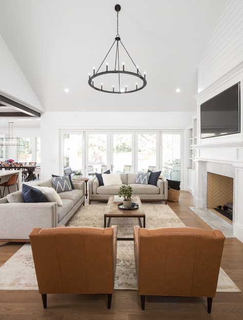 Modern Farmhouse Project by The Fox Group